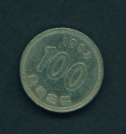 SOUTH KOREA -  1993 100w Circ. - Korea, South