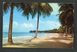 Puerto Rico - Luquillo Beach - Puerto Rico