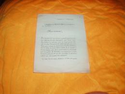 DOCUMENT IMPRIME REVOLUTION / BORDEAUX FEVRIER 1790 A MESSIEURS LES MAIRE & OFFICIERS MUNICIPAUX DE BELLEB. - Historical Documents