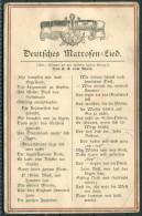"""1915 1.Weltkrieg Überhebliche Patriotik """"John Bull"""" Großbritannien Matrosen Selten! - Patriotic"""