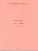 PAPEL MONEDA - NUEVA EMISION - LEY 18.188 - MANUEL PIÑEYRO - MARIO LEAL AÑO 1978 24 PAGINAS - Boeken & Software