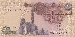 EGYPT 1 EGP 1989 P-50 SIG/HAMED #18 TST#1 UNC */* - Egypt