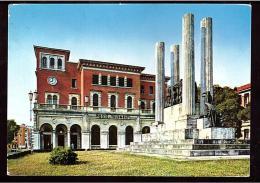 Y641 Treviso - Monumento Ai Caduti E Poste Centrali / Viaggiata 1962 - Treviso