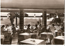 Allemagne- Bonn (Rhénanie Du Nord- Westphalie)- 1966- Hotel Casselsruhe-Auf Dem Venusberg Salle à Manger Et Terrasse - Bonn