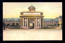 Germany - Wesel,Berliner Thor Und Kaserne - Wesel