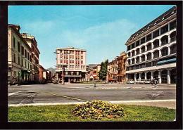 Y657 Verbania - Intra - Largo Matteotti - Auto Cars Voitures / Viaggiata 1970 - Verbania