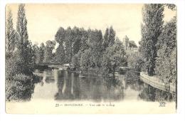 Cp, 78, Montigny, Vue Sur Le Loing - Montigny Le Bretonneux