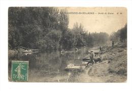 Cp, 94, La Varenne - St-Hilaire, Bords De Marne, écrite 1915 - Autres Communes