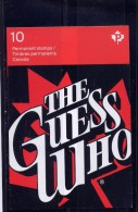 CANADA, 2013,  # 2659a, CANADIAN RECORDING ARTISTS: THE BAND:  THE GUEST WHO, MNH - Full Booklets