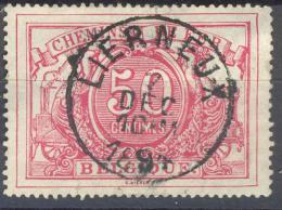 _3W-966: N° 11: E9: LIERNEUX - Chemins De Fer