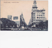 Buenos Aires - Avenida De Mayo - Argentine