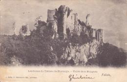 Falaën.  -  Les Ruines Des Château... 1900 Mooi Poststuk - Ohey