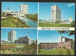 SPITAL LIMMATTAL Schlieren Zürich 1983 - ZH Zurich