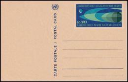 Switzerland UN Geneve 1969, Postal Stationery, Mint - Non Classés