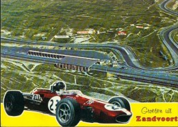 ZANDVOORT ( Pays-Bas ) - Circuit Automobile - Course - Sport - Auto - F1 Stadion Tribüne Stadium Marlboro Werbung - Non Classés