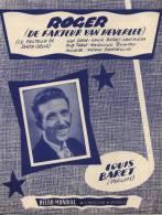 Roger De Fakteur Van Heverlee - Louis Baret - Le Facteur De Santa Cruz - Gezang