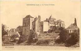 Lot -ref 195- Meyronne - Le Vieux Chateau   -carte Bon Etat  - - France