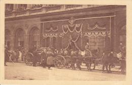 """Brussel.  -  Herdenking """"De Onbekende Soldaat"""" ;   Plechtigheid Van Den 11 November 1922 - Funérailles"""