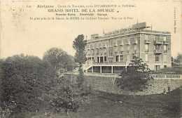Lot -ref 133- Alvignac - Grand Hotel De La Source   -carte Bon Etat - - France