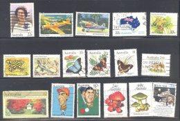AUSTRALIA, 1981-83 Selection Includes High Values - 1980-89 Elizabeth II