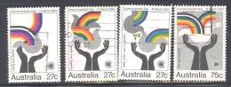 AUSTRALIA, 1983 Commonwealth Day  Set Fine Used - 1980-89 Elizabeth II