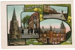 Langemark, Langemarck, Meerdere Zichten (pk12173) - Langemark-Poelkapelle