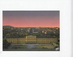 ZS41484 Schloss Schonbrunn    Wien     2 Scans - Château De Schönbrunn