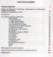« Casques Et Coiffures Des Périodes Royale Et Impériale En Allemagne » - Catalogue D'exposition Trilingue -----> - Casques & Coiffures