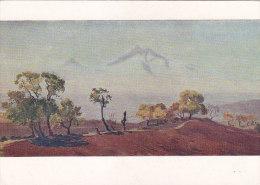 03993 Ararat In The Morning Artist Aslamzian - Armenia