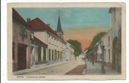 Issum. Geldernsche Strasse.(vertikale Kreuk) - Germany