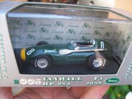 BRUMM - S 005  VANWALL  STIRLING MOSS GP MAROCCO 1958 RARO!! Scala 1/43 - Brumm