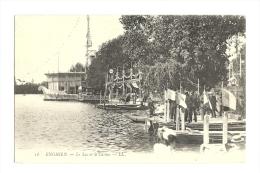 Cp, 95, Enghien, Le Lac Et Le Casino - Enghien Les Bains