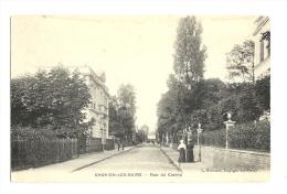Cp, 95, Enghien-les-Bains, Rue Du Casino - Enghien Les Bains