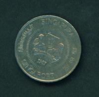 SINGAPORE - 1987 50c Circ. - Singapore
