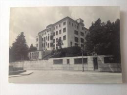 VALDAGNO - Villa Marzotto - Cartolina FG BN V 1953 - Italia