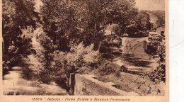 SUBIACO  ,   Fiume  Aniene , Stazione Ferroviaria - Altre Città
