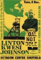 LINTON KWESI JOHNSON - Singers & Musicians