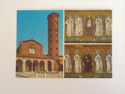 S.APOLLINARE NUOVO LA VERGINE COL BAMBINO GESÙ NON VIAGGIATA - Ravenna