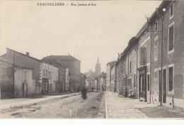 Vaucouleur  Rue Jeanne D'Arc Animée 2 - France