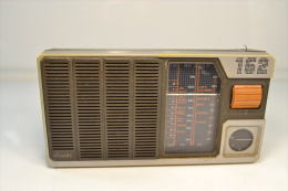 Poste Radio / Transistor Philips 162 (90 AL 162) - Apparatus