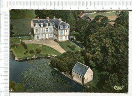 Environs De GORRON -  Vue Aérienne -  Château Du BAILLEUL - Francia