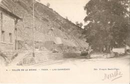 Yvoir Vallée De La Meuse Les Carrieres - Yvoir