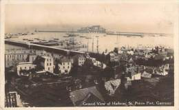 Guernsey - General View Of Harbour, St. Peter Port, Guernsey - Guernsey