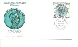 Monnaies Romaines ( FDC Du Congo Brazzaville De 1975 à Voir) - Coins