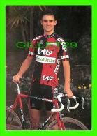 CYCLISME - SÉBASTIEN DEMARBAIX - LOTTO - MOBISTAR ISOGLASS , 1997 - - Cyclisme