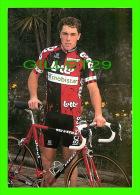 CYCLISME - NICO EECKHOUT - LOTTO - MOBISTAR ISOGLASS , 1997 - - Cyclisme