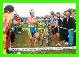 CYCLISME - 12e CYCLO-CROSS INTERNATIONAL DE DIJON (21) - DAVID DEREPAS & TOM VANNOPEN - - Cyclisme