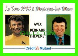 CYCLISME - TOUR 1998 À MONTCEAU-LES-MINES (71) -BERNARD THÉVENET - CRÉDIT MUTUEL - - Cyclisme