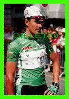 CYCLISME - ERIK ZABEL - PHOTO, PIERRE LORRIAUX - - Cyclisme