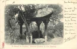 Réf : B-13-2382  : Saint Germain De Confolens Monument Druidique ( Dolmen, Mégalithe) - Frankreich